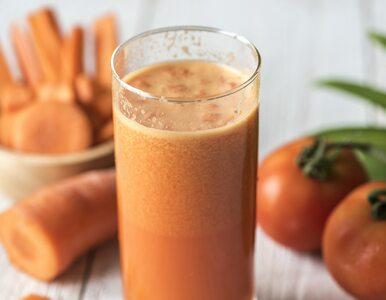 Sięgaj po sok z marchwi, a wkrótce doświadczysz takich korzyści