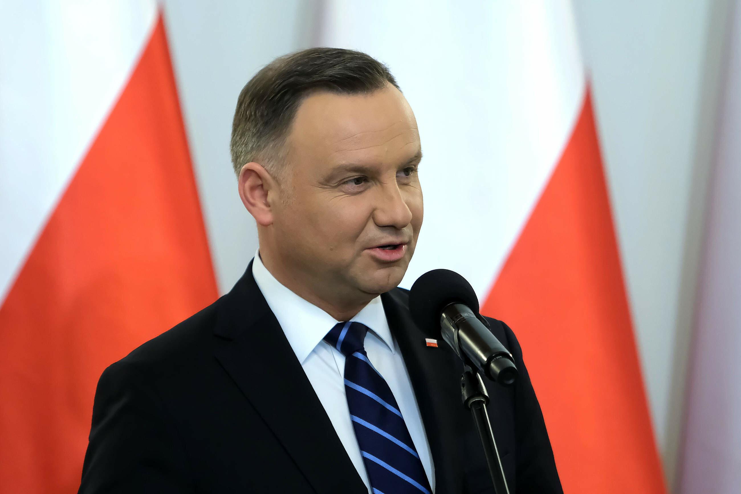 Koronawirus. Andrzej Duda zaapelował o specjalne ...